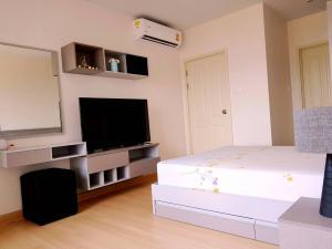 เช่าคอนโดพระราม 9 เพชรบุรีตัดใหม่ : ให้เช่า Supalai veranda Rama 9 43 ตร.ม. ราคา 13,000 บาท