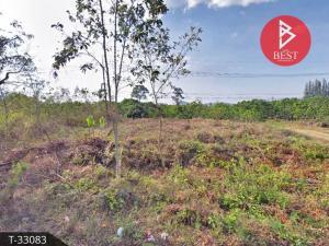 For SaleLandChanthaburi : Land for sale, 1 rai 3 ngan 52.0 square wa, Soi Dao, Chanthaburi.