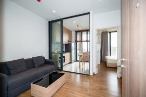 For RentCondoOnnut, Udomsuk : RENT🔥 1 BR 32 sq.m. School View at Hasu Haus