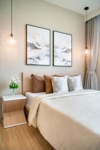 For RentCondoSapankwai,Jatujak : 🏢For rent Condo M Jatujak, very beautiful room, near BTS both Saphan Khwai and Mo Chit