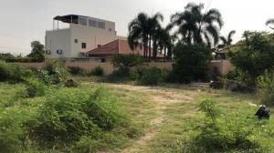 For SaleLandPattaya, Bangsaen, Chonburi : Land for sale 1 rai, Nong Prue, Chonburi : Fa Mikkan Village Pornprapanimit Road Soi Fah May not block 3