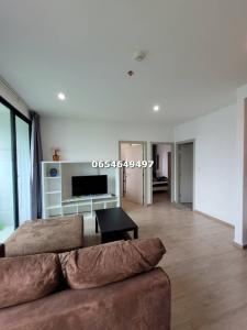 For RentCondoSiam Paragon ,Chulalongkorn,Samyan : For rent ideo Q chula samyan, 2 bedrooms, 1 bathroom, contact 0654649497