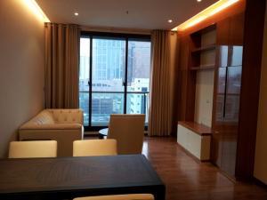 เช่าคอนโดสุขุมวิท อโศก ทองหล่อ : 2 bedrooms 74 sq.m. for rent at The Address Sukhumvit 28. [ BTS Phrom Phong ].