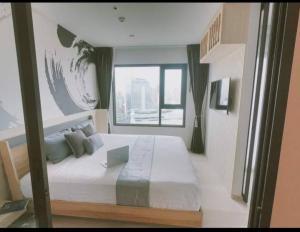 For RentCondoWitthayu,Ploenchit  ,Langsuan : Condo for rent Life One Wireless BA21_05_008_04 special price 19,999 baht.