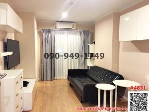 For RentCondoPattanakan, Srinakarin : Condo for rent, LUMPINI PLACE SRINAKARIN – HUAMAK STATION, ready to move in.