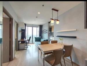 For RentCondoBangna, Lasalle, Bearing : Condo for rent Ideo O2 Bangna BA21_05_013_04 special price 16,499 baht.