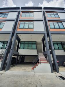 For RentHome OfficeOnnut, Udomsuk : 3-storey home office for rent near Bang Chak BTS ( PST-EVE037 )