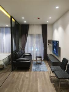 For RentCondoSukhumvit, Asoke, Thonglor : For Rent MUNIQ Sukhumvit 23 (35 sqm.)