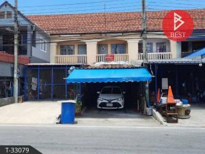 For SaleTownhouseSamrong, Samut Prakan : Townhouse for sale Phoomjai Niwet 2, Suksawat, Phra Samut Chedi, Samut Prakan