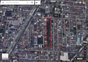 For SaleLandBang Sue, Wong Sawang : Land for sale in Soi Prachachuen 6.