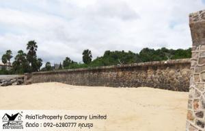 For SaleLandPrachin Buri : Land Pranburi Land on the beach Close to Milford Golf Club