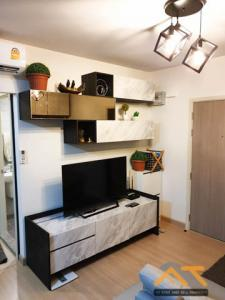 For SaleCondoThaphra, Wutthakat : For sale  Supalai Loft @ Talat Phlu Station  1Bed, size 33 sq.m.,Beautiful room, fully furnished.