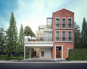 For SaleHouseKaset Nawamin,Ladplakao : New house for sale, ARTALE Ekkamai-Ramintra project.