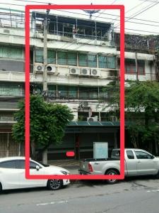 For RentShophouseRathburana, Suksawat : Commercial building for rent, 32 sq.wa., 4 floors, 10 bedrooms, Rat Burana 15- ER-210044.
