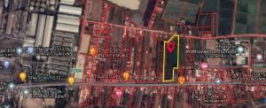 ขายที่ดินกำแพงเพชร : ขายที่ดิน อ.เมืองกำแพงเพชร ผังสีม่วง เหมาะทำโกดัง โรงงาน