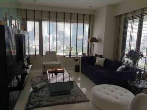 For RentCondoWitthayu,Ploenchit  ,Langsuan : Condo for rent Amanta Lumpini 2 bedroom 2 bathroom Size 117 sq.m. Floor 12A