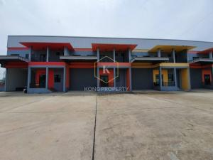 For RentFactoryMahachai Samut Sakhon : Factory for rent, warehouse 500 sq m., can request a certificate of Ror. 4, Nadi Subdistrict, Mueang Samut Sakhon District
