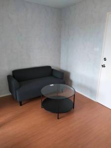 For RentCondoRangsit, Patumtani : For rent, Lumpini Khlong 1, room 26 sqm., fully furnished.
