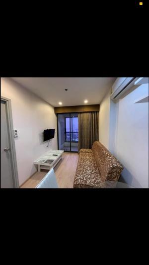 For RentCondoThaphra, Wutthakat : 🔥Ideo Sathorn-Tha Phra (next to BTS Pho Nimit)🔥Room size 30.68 sq.m., 10th floor