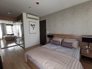 For RentCondoSathorn, Narathiwat : For rent   Rhythm Sathorn  1Bed , size 55 sq.m., Beautiful room, fully furnished.