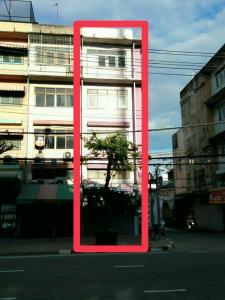 For RentShophouseRathburana, Suksawat : Commercial building for rent, 16 sq.wa., 4.5 floors, 3 bedrooms, 3 bathrooms, Suksawat 37- ER-210049.