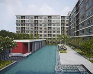 For RentCondoBangna, Lasalle, Bearing : Owner post *For rent D condo Sukhumvit 109 near BTS bearing