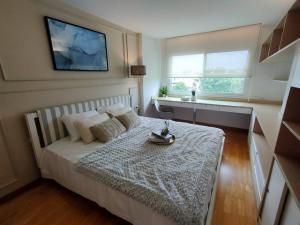 ขายคอนโดอ่อนนุช อุดมสุข : NAI477 ขาย คอนโด The Residence Sukhumvit 52 ขนาด 34 ตรม ใกล้ BTS อ่อนนุช 2.59 ลบ. ผ่อนเพียง 11,xxx บาท
