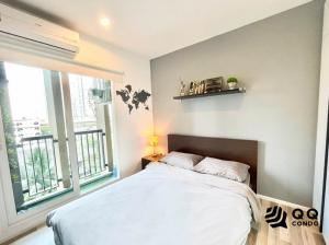 For RentCondoThaphra, Wutthakat : For Rent The Key Sathorn-Ratchapruek  1Bed , size 31 sq.m., Beautiful room, fully furnished.