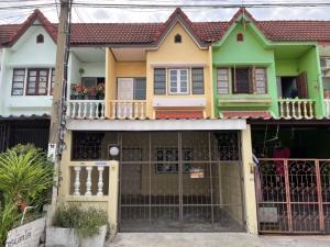 For SaleTownhouseBang kae, Phetkasem : Townhouse for sale, Petchkasem University, newly renovated, the most beautiful in the project. Petchkasem Road 55/2