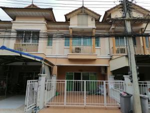 For SaleTownhouseRangsit, Patumtani : Quick sale townhouse The northern town nova Rangsit-Khlong 1