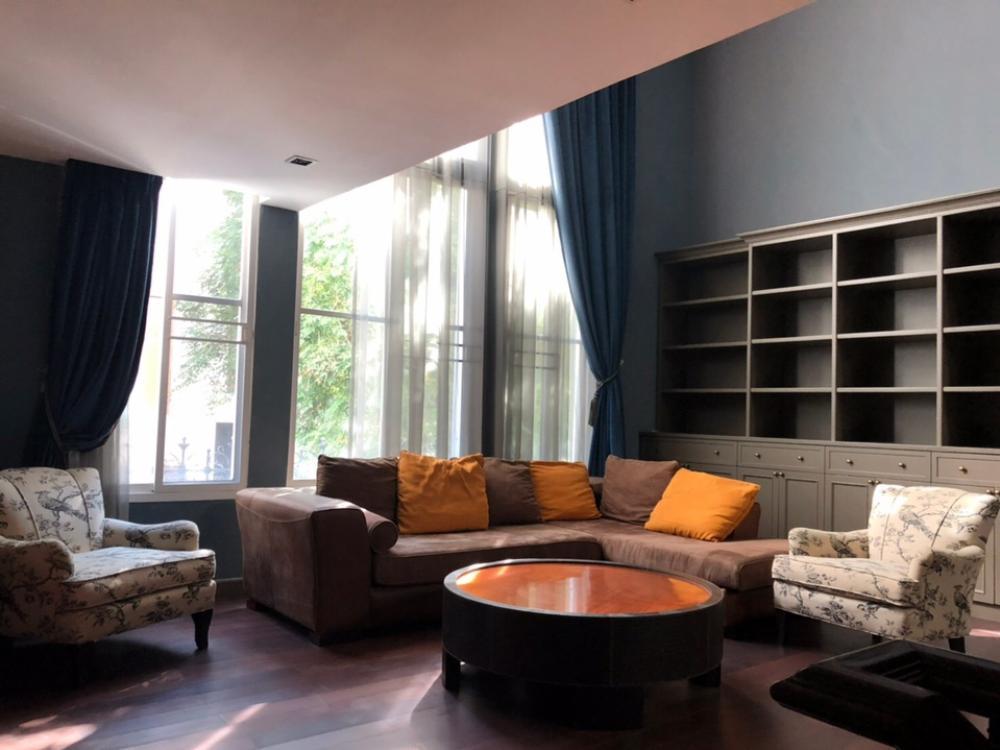 For SaleHome OfficeSukhumvit, Asoke, Thonglor : Luxury townhome for sale, Baan Klang Krung, Thonglor, Sukhumvit 55