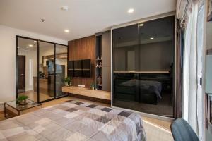 For RentCondoRama9, RCA, Petchaburi : Condo for rent Supalai Veranda Rama 9, fully furnished, ready to move in. Supalai Veranda rama 9