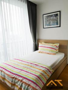 For RentCondoSathorn, Narathiwat : For Rent  Noble Revo Silom  -  2Bed , size 65 sq.m., Beautiful room, fully furnished.