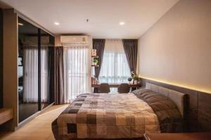 For RentCondoRama9, RCA, Petchaburi : Condo for rent Supalai Verenda-Rama9 BA21_06_030_04 special price 10,999 baht.