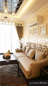 For RentCondoSukhumvit, Asoke, Thonglor : Super Luxury Class!! 2B2B Condo for Rent Near BTS Phrom Phong Park 24 @90,000 Baht/Month