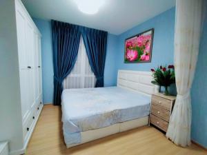 ขายคอนโดปิ่นเกล้า จรัญสนิทวงศ์ : Y10010820 ขาย/For Sale Condo UNIO Charan 3 (ยูนิโอ คอนโด จรัญฯ 3) 1นอน ห้องมุม เฟอร์ครบ วิวสระ พร้อมอยู่