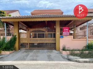 For SaleHouseSamrong, Samut Prakan : House for sale, Mueang Ek, Bang Pu, Phraeksa, Samut Prakan.