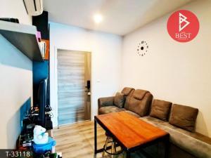 For SaleCondoBangna, Lasalle, Bearing : Condo for sale, Notting Hill, Sukhumvit 105, Bang Na, Bangkok.