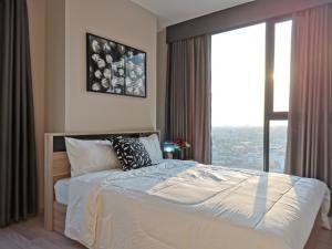 เช่าคอนโดบางนา แบริ่ง : One bedroom for rent at Ideo Mobi Sukhumvit east point