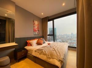For RentCondoRama9, RCA, Petchaburi : Condo for rent Ashton Asoke-Rama 9 BA21_06_002_03 price 28,999 baht.