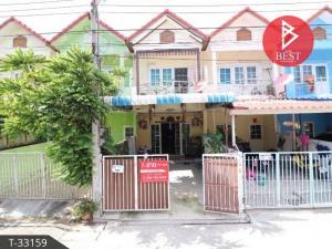For SaleTownhouseSamrong, Samut Prakan : Townhouse for sale, Fuengfa 11, Phase 5, Phraeksa, Samut Prakan.