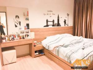 For RentCondoSathorn, Narathiwat : For rent   Rhythm Sathorn 2bed size 64 sq.m., Beautiful room, fully furnished.