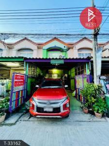 For SaleTownhouseSamrong, Samut Prakan : 2 storey townhouse for sale, Saeng Tawan, Bang Bo, Samut Prakan.