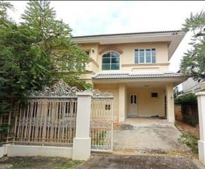 For SaleHouseRamkhamhaeng,Min Buri, Romklao : Chaiyapruek Village 1, Khum Klao, 63 sq m, size 3 bedrooms, 2 bathrooms, usable area 212 sq m., Lat Krabang, Suwinthawong, Romklao AN195