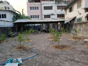 For SaleLandOnnut, Udomsuk : Land for sale 70 sq m, width 10 meters, depth 28 meters, Sukhumvit 54, Bang Chak, Phra Khanong, AN197