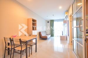 เช่าคอนโดพระราม 9 เพชรบุรีตัดใหม่ : ห้องกว้างโปร่งสบาย!! ชั้นสูง 35+ เช่าคอนโดติด MRT เพชรบุรี Villa Asoke @17,000 บาท/เดือน