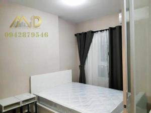 For RentCondoBang Sue, Wong Sawang : Beautiful room for rent, fully furnished, Condo Chapter one shine Bangpo.