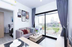 For SaleCondoSukhumvit, Asoke, Thonglor : Condo for sell XT Ekkamai near BTS Ekkamai! 1 bedroom 1 bathroom 31 sq.m. Floor 6