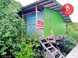 For SaleLandSamrong, Samut Prakan : Land for sale with room for rent 50.0 square wa, Khlong Dan, Samut Prakan.