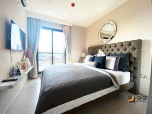 For RentCondoSukhumvit, Asoke, Thonglor : For Rent Rhythm Sukhumvit 36-38  1Bed, size 33 sq.m., Beautiful room, fully furnished.